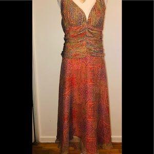 Boutique 💯 silk dress